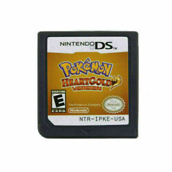 New Game Cartridge Nintendo 3DS NDSI NDS Lite Card Pokemon HeartGold Version US $17.47