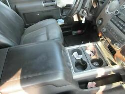 Console Front Floor With Armrest Lariat Fits 11 16 FORD F250SD PICKUP 162364 $450.00
