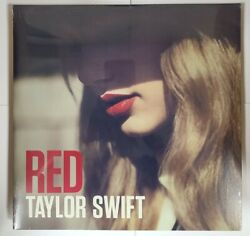 Taylor Swift – Red 2 LP Vinyl Records 12quot; NEW Sealed Country Pop Music $39.95