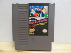 Urban Champion for Nintendo NES. Tested working White Oval Seal $19.99