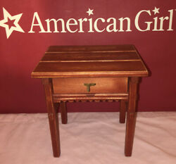 American Girl Doll Josefina Night Stand Bedside Table Excellent Condition $69.99