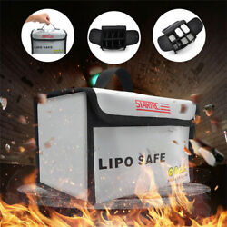 Battery Protective Storage Bag LiPo Safe Bag Explosion Proof For Drones And Car $27.98