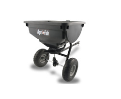 85 lb Behind Broadcast Spreader Tow Hopper Fertilizer Seed Atv Lawn Tractor Pull $74.50