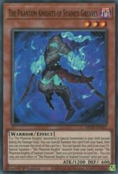 Yugioh The Phantom Knights of Stained Greaves MP21 EN167 Super Rare 1st E $0.99