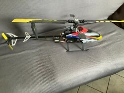 Rc Helicopter blade 500 3d BnF $315.00