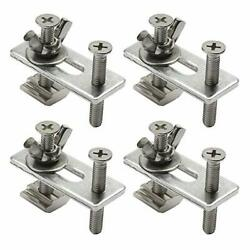 Genmitsu 4PCS T Track Mini Hold Down Clamp Kit Compatible with 3018 PRO 3018 MX $16.14