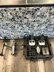 DJI Inspire 2 Quadcopter Drone with ZENMUSE X5s amp; extra controller battery $3569.99