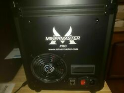Antminer ASIC sound proof quiet Case MinerMaster PRO noise reduction box $850.00