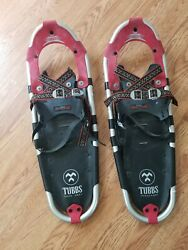 Tubbs Discovery 25 Metal Claw Snow Shoes $44.95