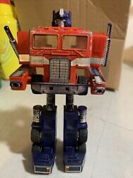 G1 Optimus Prime Cab Transformers 1984 Autobot VINTAGE For Parts or Repair AS IS $27.88