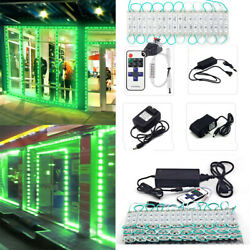 10 500FT 5050 SMD Green LED Module Strip Light For STORE FRONT Window Sign Lamp $10.79