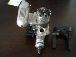 OS Max H .40 RC Engine muffler and mount included $44.00