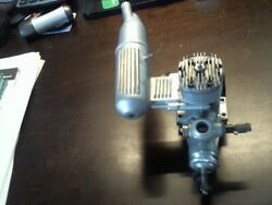 Magnum Pro SE .46 RC engine includes muffler and mounting bracket $65.00