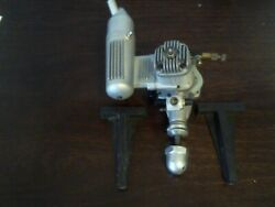 OS LA.40 RC engine with muffler spinner and mounting brackets and spinner $60.00