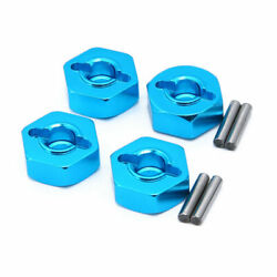 For 1:10 RC Car Part 102042 122042 RC Wheel Hex Metal Mount Hub Nuts Pin 12Mm $7.39