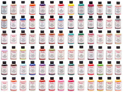 Angelus Brand Acrylic Leather Paint Waterproof all colors - 4 fl.oz $9.99