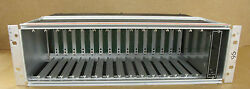 Aurora Communications Systems Chassis A110  3 &  A510 Amplifier