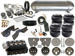 Complete Air Ride Suspension Kit - 1963-1972 Chevrolet C10 LEVEL 3 - 38