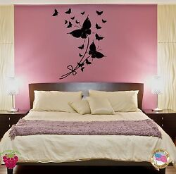 Wall Sticker Butterfly Cool Modern Decor for Bedroom z1413 $29.99