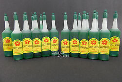 20 Bottles Lucky Green All Purpose Liquid Plant Food Fertilizer Plants amp; Flowers $15.99