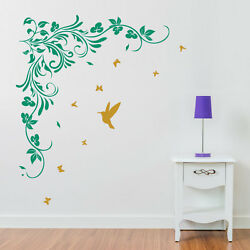 Wall Butterfly Decor Home Art Decal Stickers Room Decorations Diy Removable A212 GBP 9.59