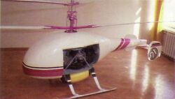 Ka 37 Russia Kamov Unmanned Helicopter Wood Model Replica Large Free Shipping $429.99