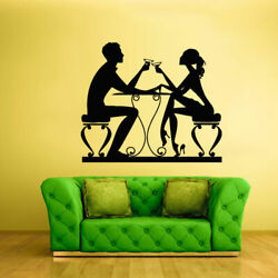 Wall Decal Vinyl Sticker Decor Art Bedroom Girls Table Date Appointment Z1877 $26.09
