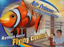 William Mark AS002 Flying Clownfish Air Swimmers Remote Controlled # AS002 $29.95