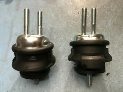 Hydraulic Front Left and Front Right Mounts 2PCS Set for 00-09 Honda S2000 $58.00