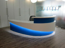 RECEPTION Desk Accent Lighting - Remote Control LED KIT 8ft - Remote Control  $59.99