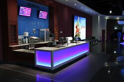 RECEPTION Desk LED Accent Lighting KIT color select all colors FAST SHIP $59.09