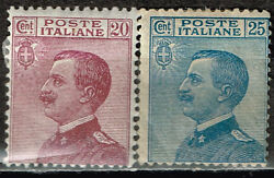 Italy Germany Axis WW2 King Victor Emmanuel III MLH stamps $3.99