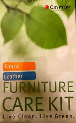FURNITURE CARE KIT FABRICLEATHER CRYPTON