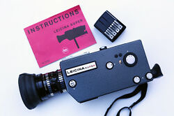 leicina super super 8mm movie camera