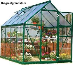 Year Round Walk In Greenhouse Outdoor Green House Heavy Duty Garden Plant Home