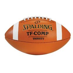 Spalding TF Comp Official Size Football 2 day shipping $19.99