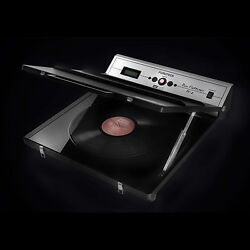 Furutech DF-2  Flatten Fix Straighten repair warped records 45 LP vinyl Discs