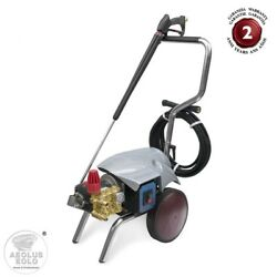 PROFESSIONAL ELECTRIC HIGH-PRESSURE WASHER WITH COLD WATER 180 BAR EOLO LPD04