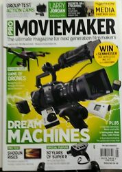 Pro Moviemaker Winter 2015 Dream Machines Game of Drones Camera FREE SHIPPING sb $19.95