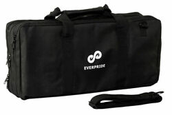 Chef Knife Bag (23 Slots) Holds 20 Knives PLUS Large Zipper for Kitchen Tools $39.99