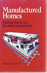 Manufactured Homes by Nutt-Powell Thomas E - Book - Hard Cover
