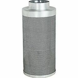 Charcoal Air Purifiers Phat Filter 450 CFM Greenhouse Professional Grade Air