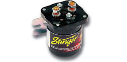 NEW STINGER SGP32 HIGH CURRENT POWER RELAY BATTERY ISOLATOR 200 AMP CAR AUDIO $55.98