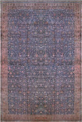 Oversized Antique Turkish Sivas Rug BB1797