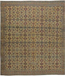 Extra Large Persian Kirman Antique Rug BB6131