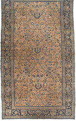 Oversized Antique Persian Kirman Rug BB2962