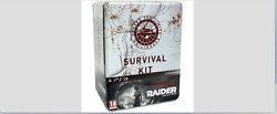Tomb Raider Collector's Edition Contents (No Game) *VGWC* + Warranty!