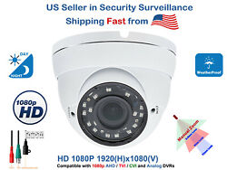 16pcs 1.3MP SONY Sensor Analog Night Vision Outdoor Dome CCTV Security Camera