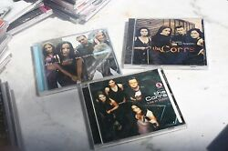 In Blue by The Corrs (CD Jul-2000 Atlantic (Label)) lot of 3 NEW SEALED Live