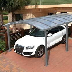 Arcadia 5000 Carport Polycarbonate Roof Panels Car Boat Weather Protection Cover